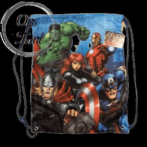 Avengers tornazsák, hátizsák
