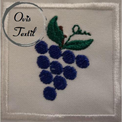 Kék szőlő Óvodai jel