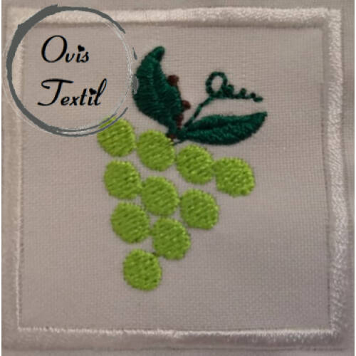 Zöld szőlő Óvodai jel