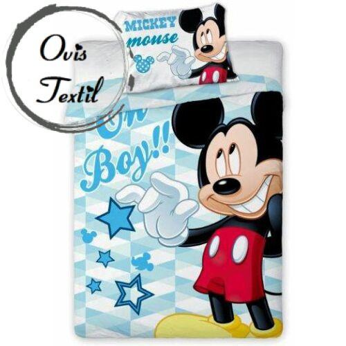 Mickey gyerek ágynemű huzat